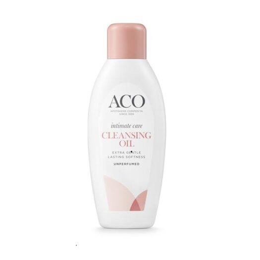ACO Intimate Care Cleansing Oil 150ml på apotek.nu EAN 7319861020151