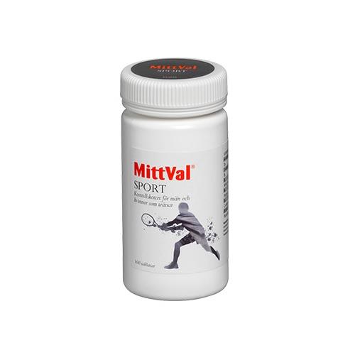 MittVal Sport 100st på apotek.nu EAN 7315692533280