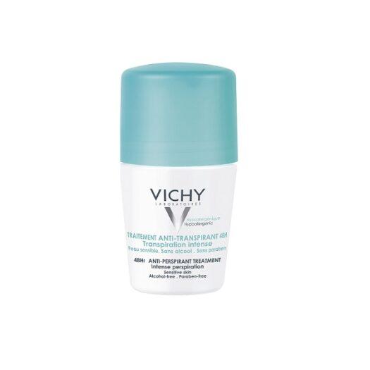 Vichy Antiperspirant Deodorant 48h på apotek.nu EAN 3337871320300