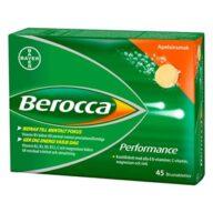 Berocca Performace Apelsin 45st på apotek.nu EAN 7313210009361