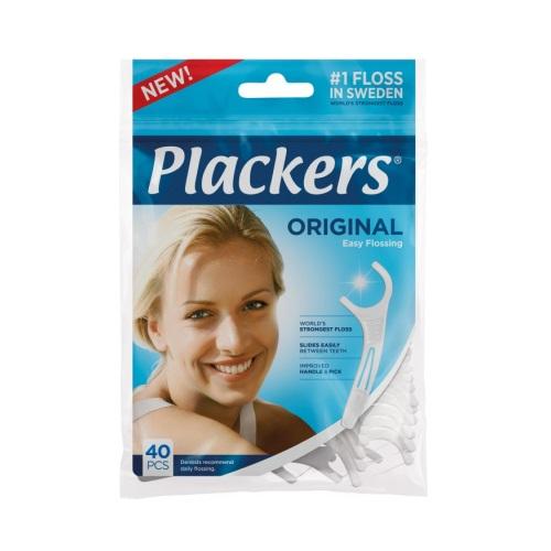 Plackers Original 40st på apotek.nu EAN 7300009004492