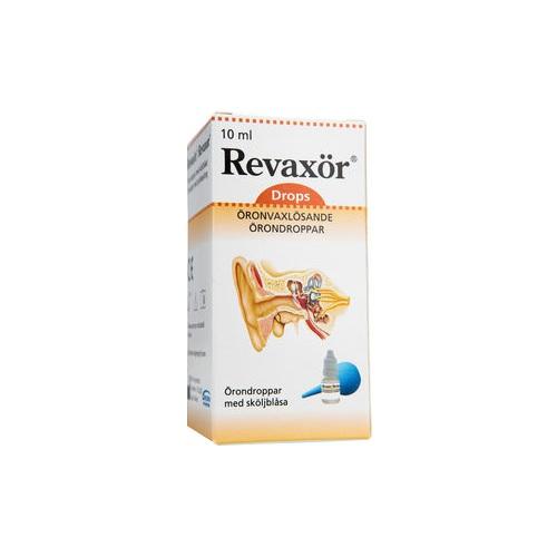 Revaxör Droppar med Blåsa 10ml på apotek.nu EAN 6432100014641