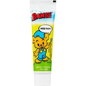 Bamse Tandkräm 50ml EAN 8710464114510