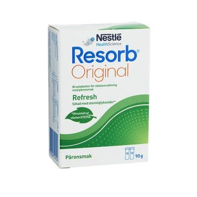 Resorb Original Päron på apotek.nu EAN 7613036524124