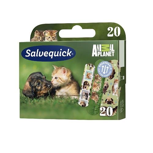Salvequick Animal Planet på apotek.nu EAN 7310610014063