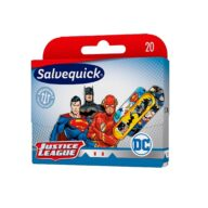 Salvequick Justice League på apotek.nu EAN 7310610017415