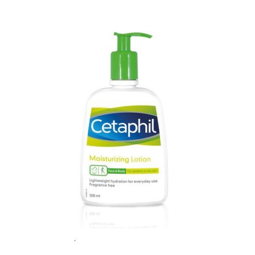 Cetaphil Moisturizing Lotion 500ml på apotek.nu