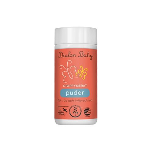 Dialon Babypuder 100g på apotek.nu EAN 7322338361107