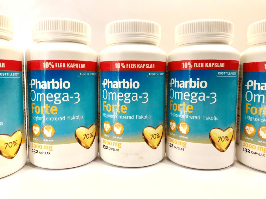 omega 3 pharbio forte