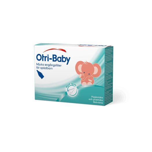 Otri-Baby Engångsfilter till nässug 10st på apotek.nu EAN 5054563073792