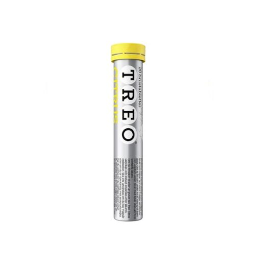 Treo Citrus brustablett 500mg/50 mg 20st påapotek.nu EAN 7046265901396