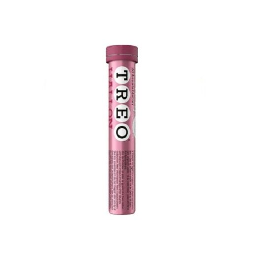 Treo Hallon brustablett 500 mg/50 mg 20 st på apotek.nu EAN 7046261884068