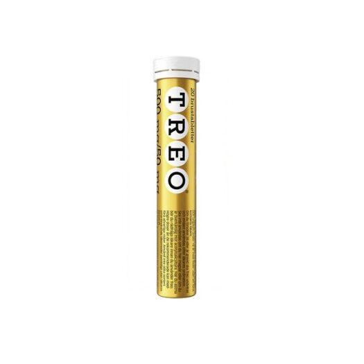 Treo brustablett 500 mg/50 mg 20st på apotek.nu EAN 7046264617946