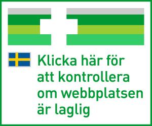 EU-symbol för säker e-handel med läkemedel
