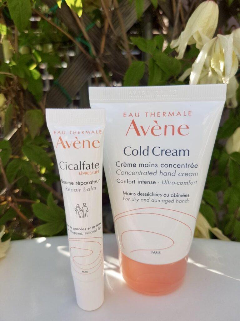 Avène Cicalfate Lip Repair Balm och Avène Cold Cream - på apotek.nu