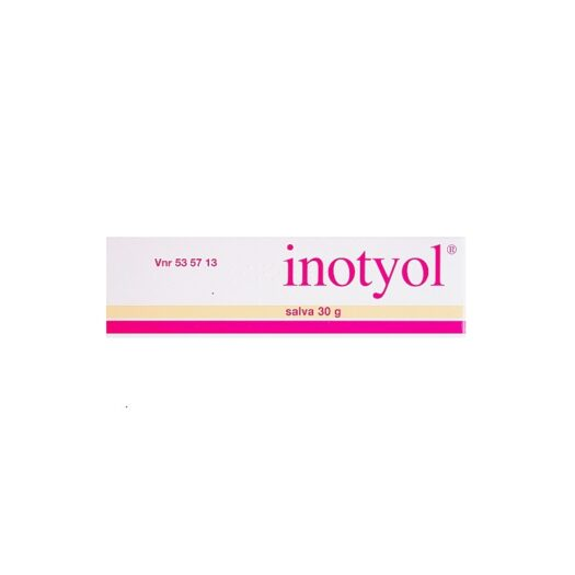 Inotyol salva 30 g på apotek.nu. EAN 7046265357131