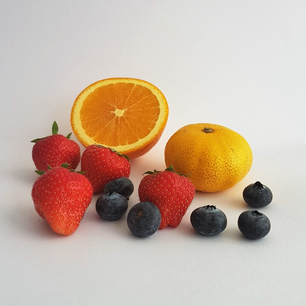 C-Vitamin i livsmedel
