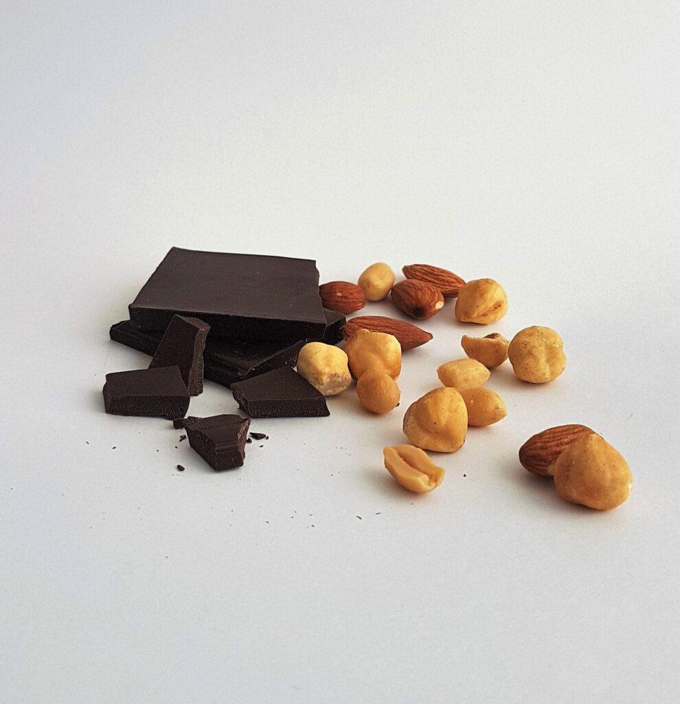 Koppar i livsmedel