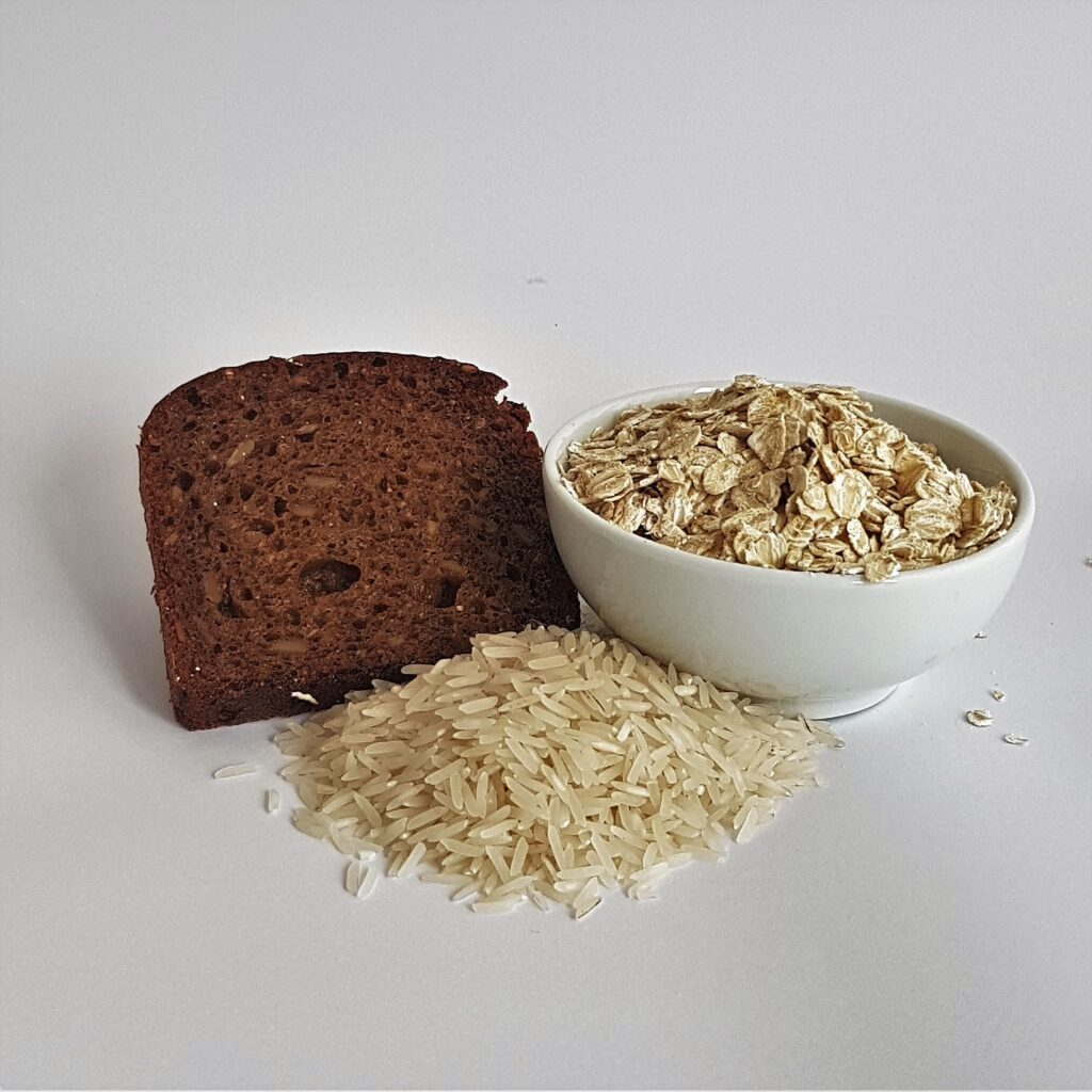 Mangan i livsmedel