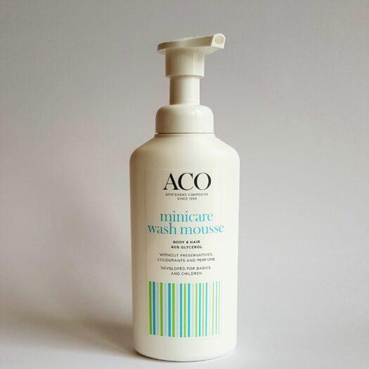 ACO Minicare Wash Mousse