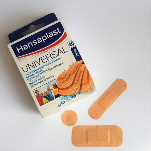 Hansaplast Universal Plåster 40st