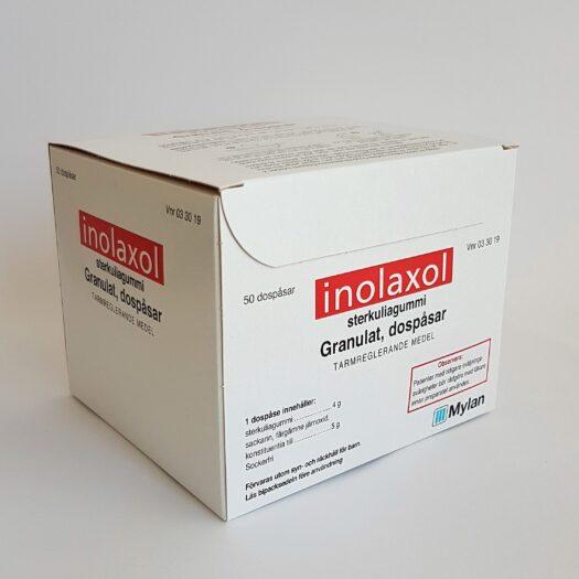 Inolaxol Granulat dospåsar