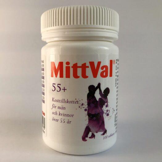 MittVal 55 +