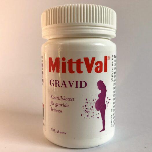 MittVal Gravid