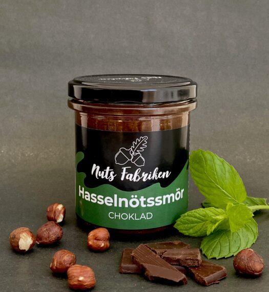 Nuts Fabriken Hasselnötssmör Choklad