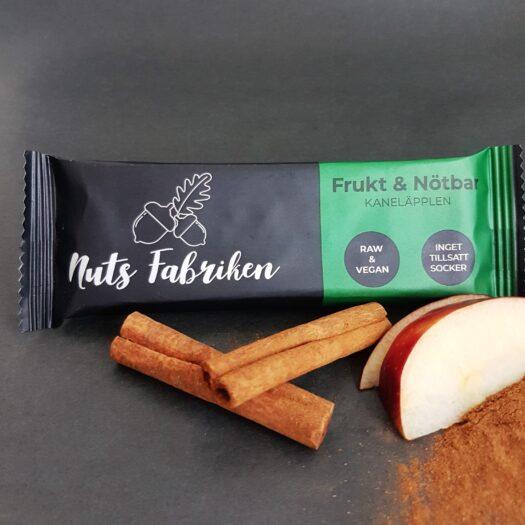 Nuts Fabriken Frukt & Nötbar Kaneläpplen