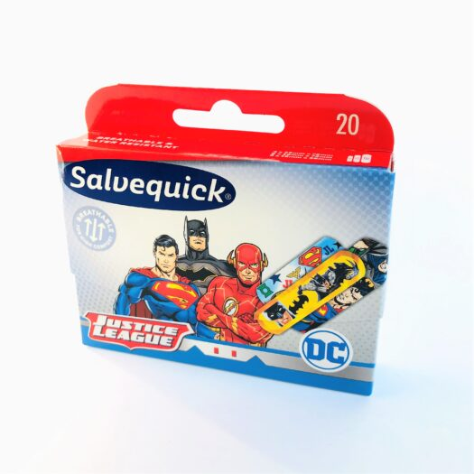 Salvequick Justice League plåster