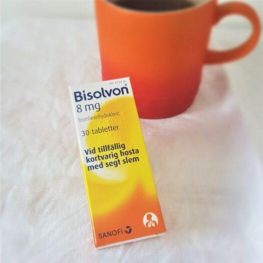 Bisolvon 30 tabletter
