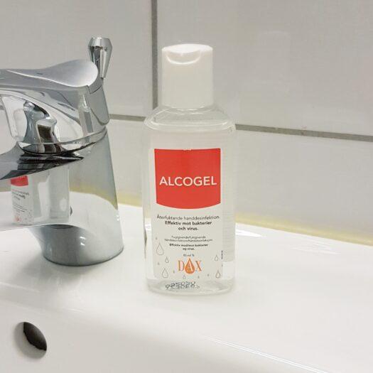 Dax Alcogel 85 75 ml