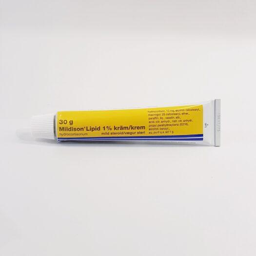 Mildison Lipid Kräm 1% 30g
