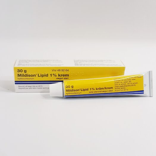 Mildison Lipid Kräm 1%