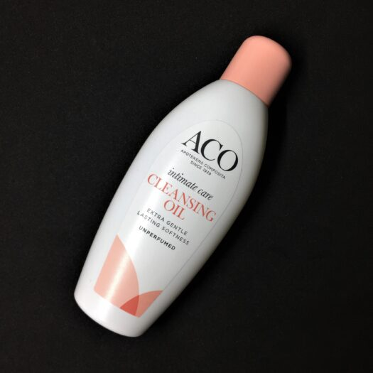 ACO Intimate Care Cleansing Oil Oparfymerad