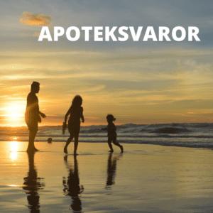 Apoteksvaror på Apotek Nu