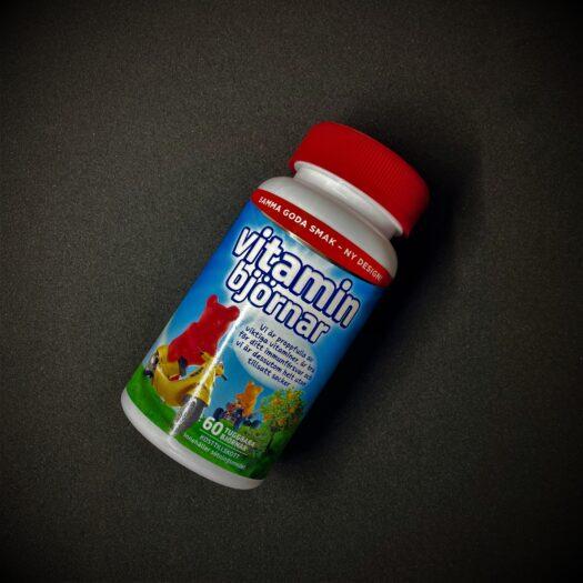Active Care Vitaminbjörnar