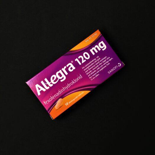 Allegra 10 tabletter