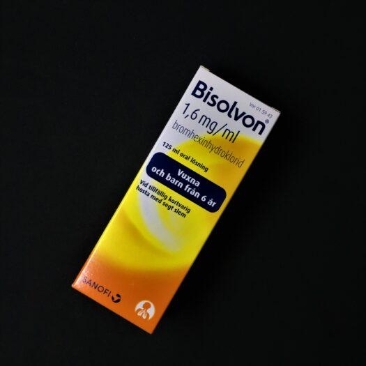 Bisolvon 1,6 mg