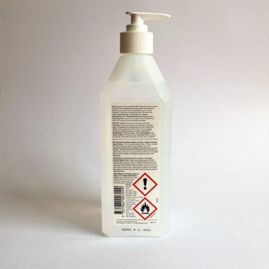 Dax alcogel 600 ml