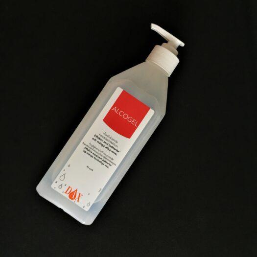 Dax alcogel 85 i pumpflaska