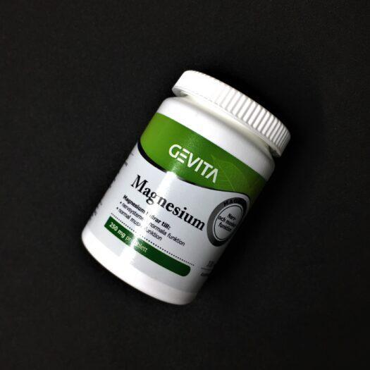 Gevita Magnesium kosttillskott