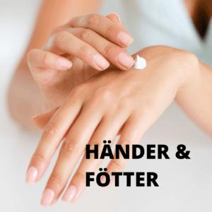 Händer & Fötter på Apotek Nu