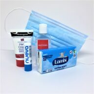 Handbag Essentials Kit från apotek.nu med flera nödvändiga produkter