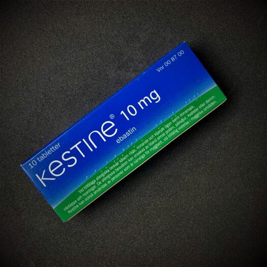 Kestine 10 tabletter
