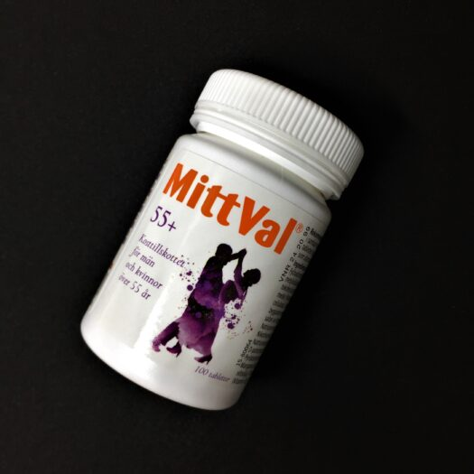 MittVal 55+ för personer över 55 år