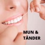 Mun & Tänder på Apotek Nu