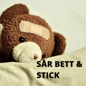 Sår Bett & Stock på Apotek Nu