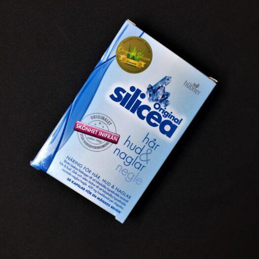 Silicea Original 30 kapslar för en månads behov